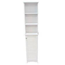 Stratton 1 Door Storage Cabinet by Beachcrest Home