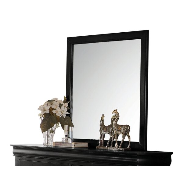 Rectangular Dresser Mirror by Alcott Hill