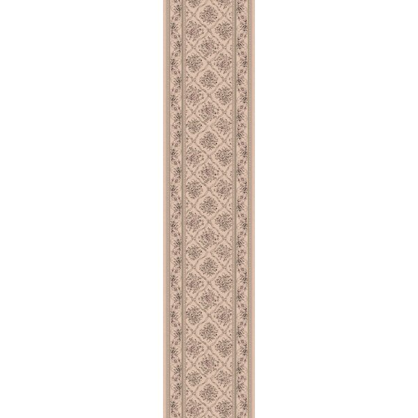 Atterbury Checked Ivory Rug by Astoria Grand