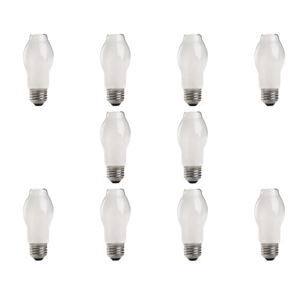E26 Dimmable Halogen Light Bulb (Set of 10) by Bulbrite Industries