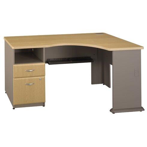 Bush Business Furniture Series A L Shape Computer Desk