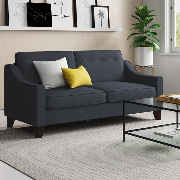 Best Reviews Of Chaz Sofa by Zipcode Design by Zipcode Design