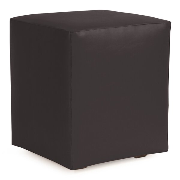 Amato Universal Cube Ottoman by Latitude Run