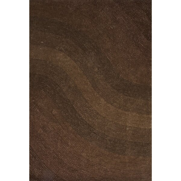 Handmade Brown Area Rug by The Conestoga Trading Co.