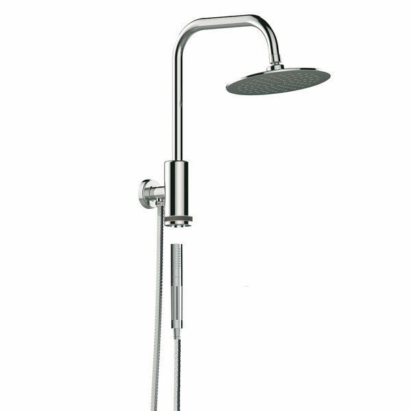 Aquarius Diverter Rain Complete Shower System by Pulse Showerspas