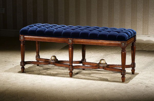 Corbin Upholstered Bench by Astoria Grand