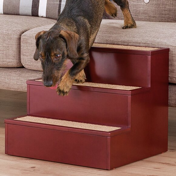 Madelyn 3 Step Pet Stair