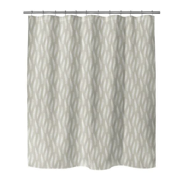 Dustin Shower Curtain by Bungalow Rose