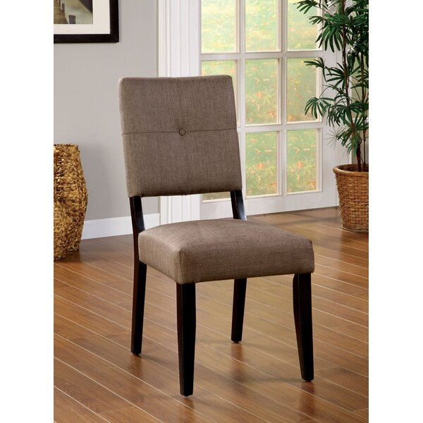 Vowell Upholstered Dining Chair (Set of 2) by Red Barrel Studio
