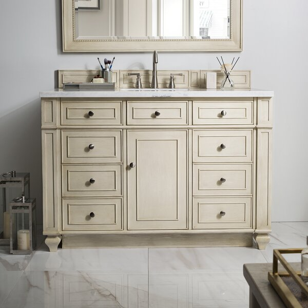 @ Muller 48 Single Bathroom Vanity Set by Alcott Hill| #$0.00!