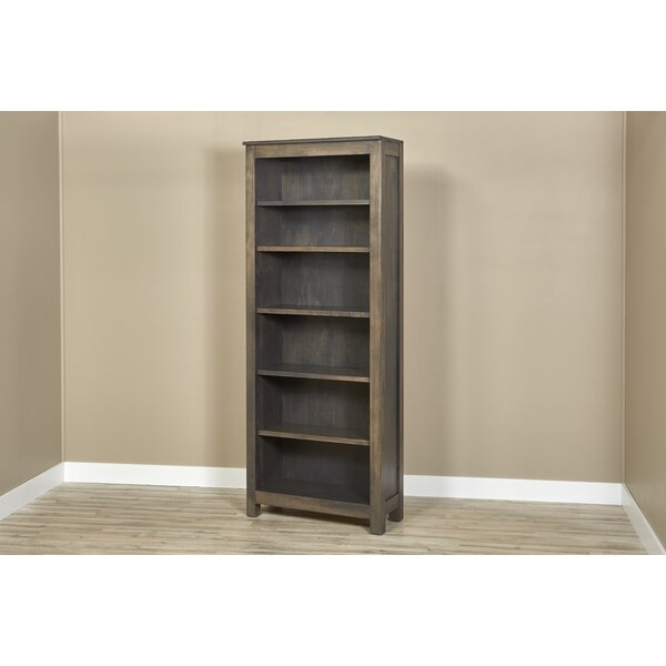 Menlo Standard Bookcase By Millwood Pines