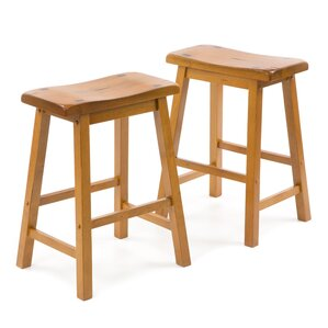 Bates 18  Bar Stool (Set ...  sc 1 st  Wayfair & Short Bar Stools Youu0027ll Love | Wayfair islam-shia.org