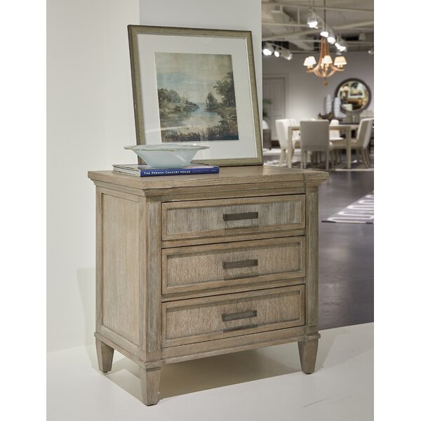 Willow 3 Drawer Bachelors Chests by Stanley Furniture