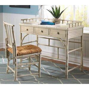 Coastal Chic Pee Writing Desk And Chair Set