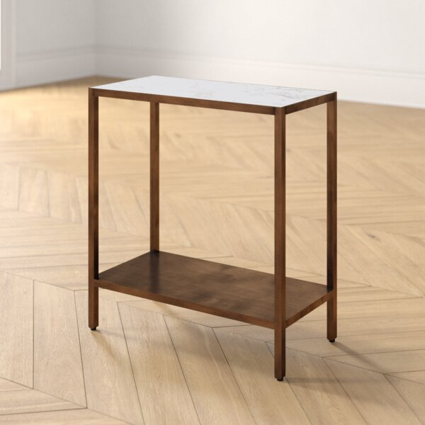 Allegra End Table By Foundstone