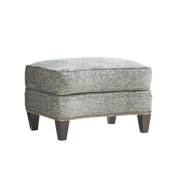 Oyster Bay Ottoman by Lexington