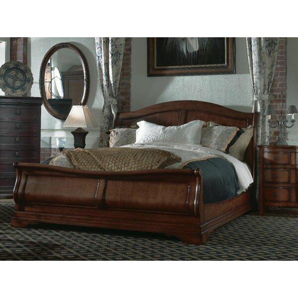 Raylen Vineyards Sleigh Bed by Fine Furniture Design