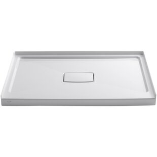 Best Archer 48 x 36 Single Threshold Center Drain Shower Base with Removable Cover By Kohler