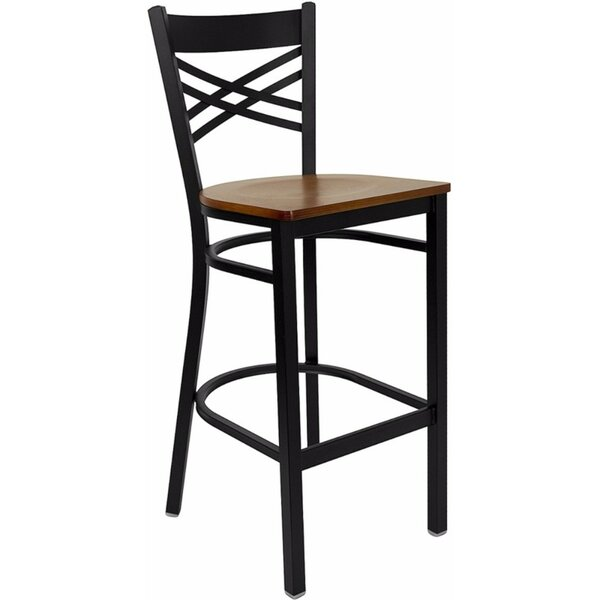 Louise 29 Bar Stool by Alcott Hill