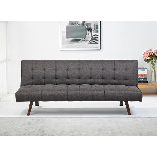 Warfel Convertible Sofa by George Oliver
