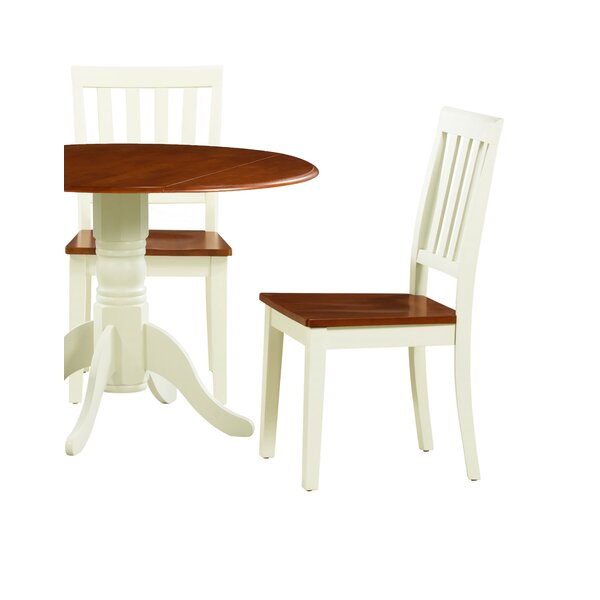 St Philips Marsh Solid Wood Dining Chair (Set of 2) by Red Barrel Studio Red Barrel Studio
