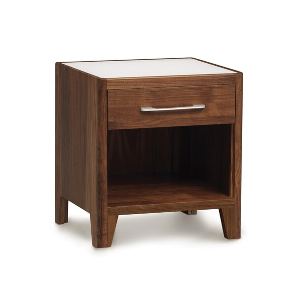 Contour 1 Drawer Nightstand By Copeland Furniture