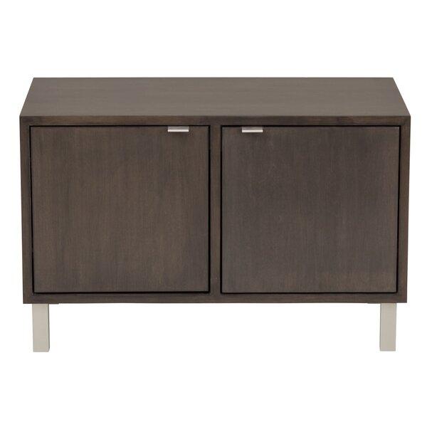 Southville 2 Door Storage Cabinet by Latitude Run
