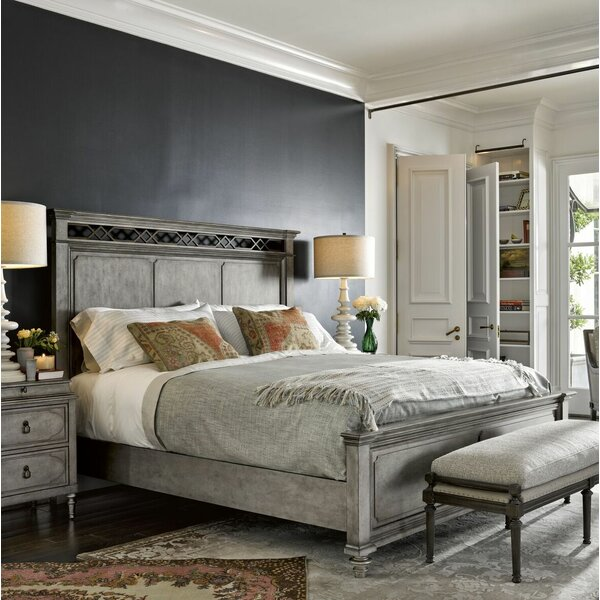 Gatefield Standard Bed by Darby Home Co