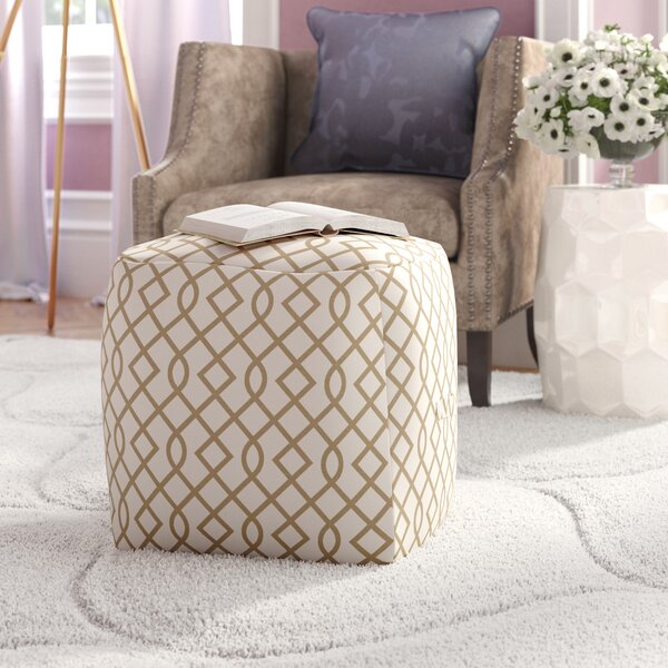 Horley Pouf by Mercer41