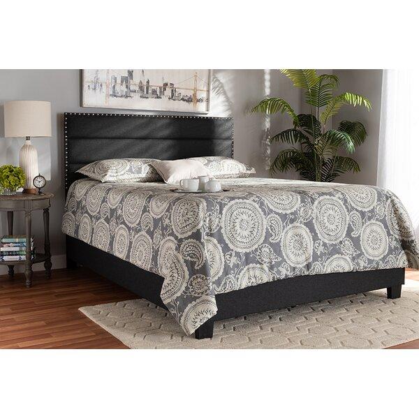Upholstered Standard Bed by Ebern Designs
