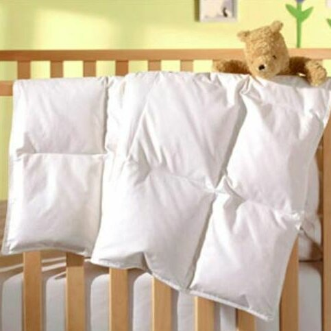 Nettie Cotton Baby Comforter by Viv + Rae