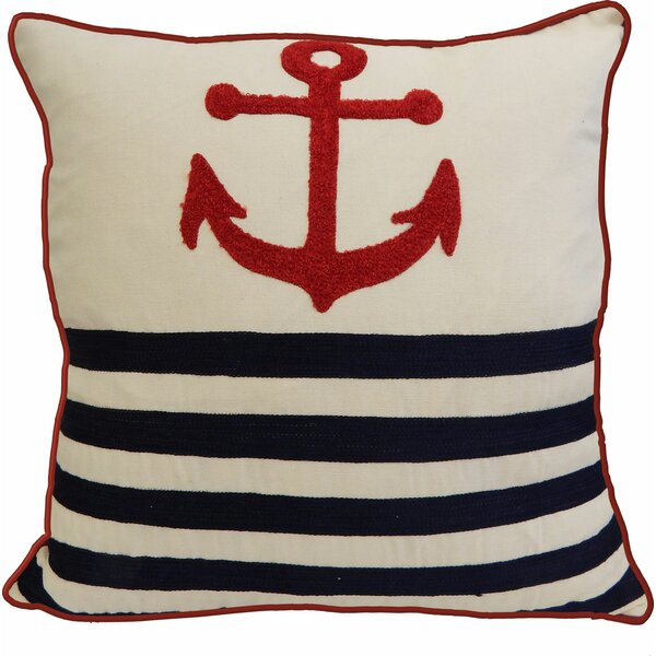 Cali Throw Pillow by Breakwater Bay