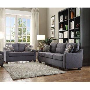 Gurmehar 2 Piece Living Room Set by Red Barrel Studio®