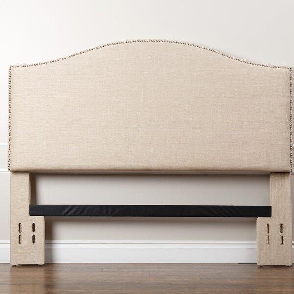 Pine Plains Upholstered Panel Headboard by Three Posts Three Posts