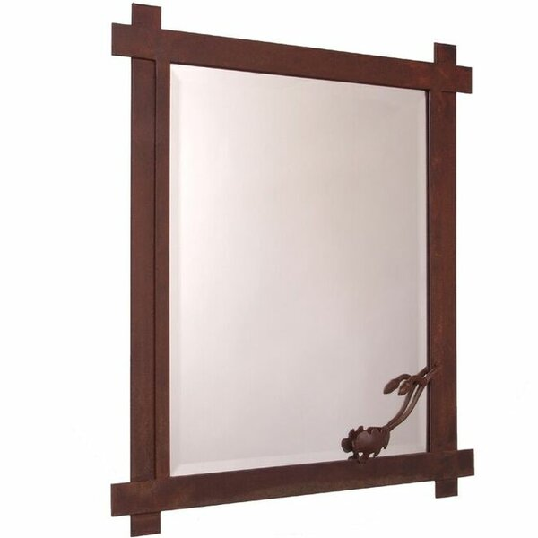 Acorn Wall Mirror by Steel Partners