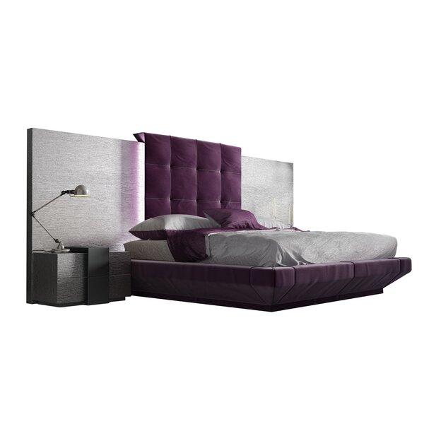 Jerri Queen Platform 3 Piece Bedroom Set by Everly Quinn