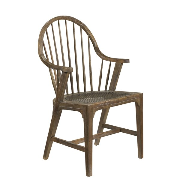 Plaisance Solid Wood Dining Chair by One Allium Way