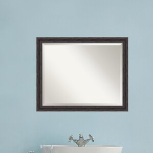 Narrow Wall Mirror long narrow mirror | wayfair