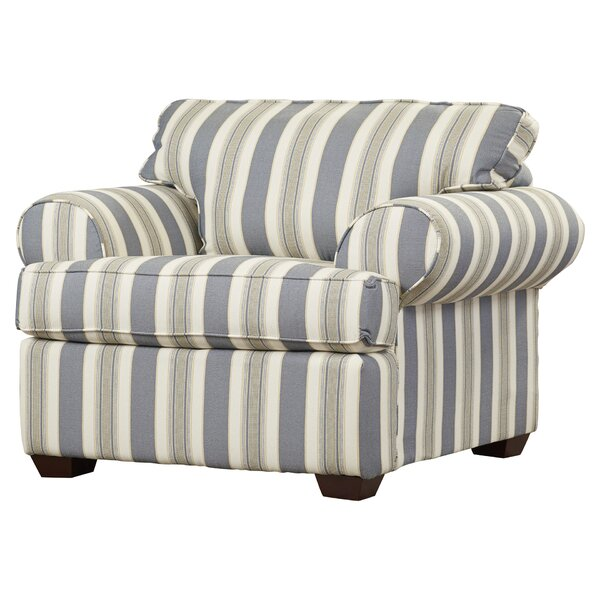 Clarence Armchair by Rosecliff Heights Rosecliff Heights
