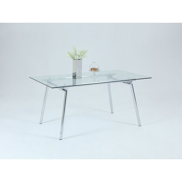 Shyanne Dining Table by Orren Ellis