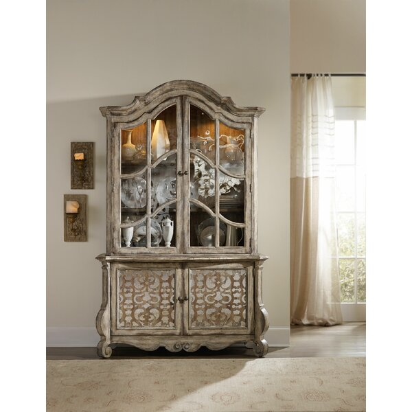 Chatelet Lighted China Cabinet by Hooker Furniture