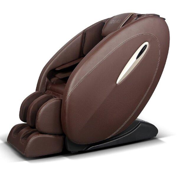 Power Reclining Heated Massage Chair By Latitude Run