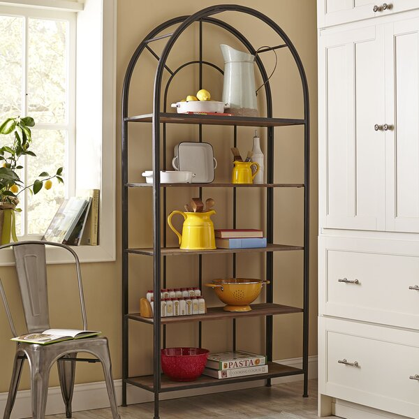 Medfield Metal Bookshelf by Birch Lane™