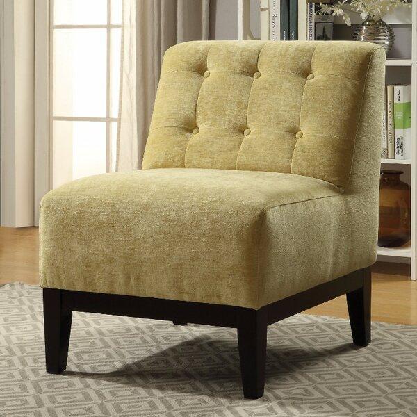 Batie Slipper Chair by Wrought Studio