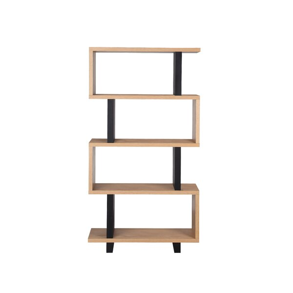 Paulus Standard Bookcase by Brayden Studio