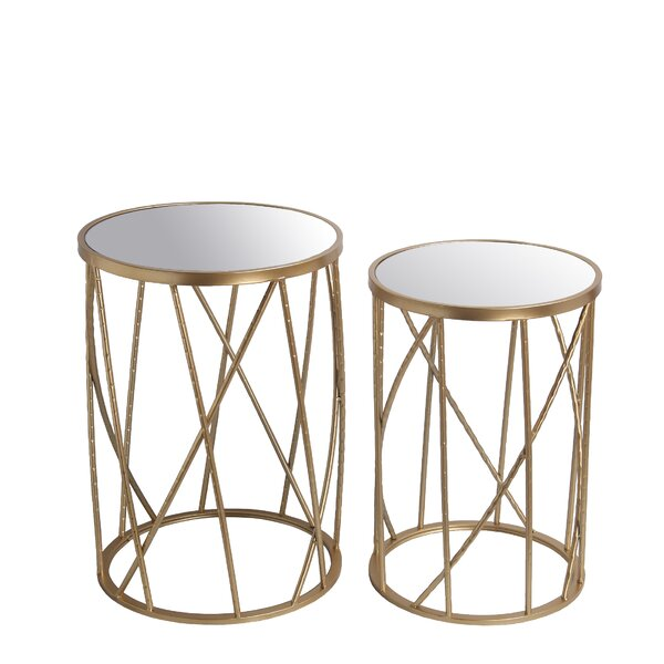 Arroyo Nesting End Table by Mercer41