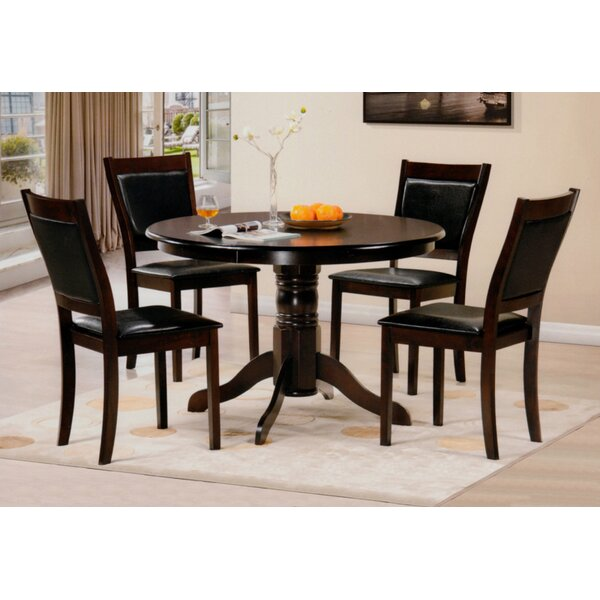 Tarazon 5 Piece Dining Set by Charlton Home Charlton Home