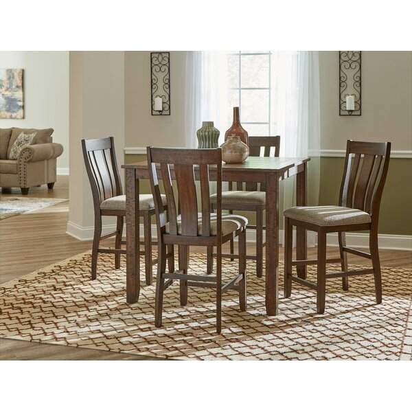 Taneytown 5 Piece Pub Table Set by Gracie Oaks Gracie Oaks