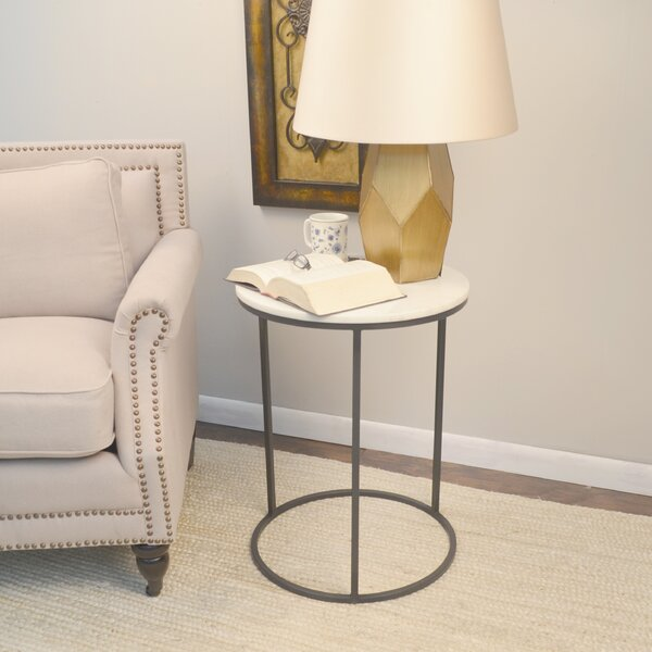 Baeza End Table By Mercer41
