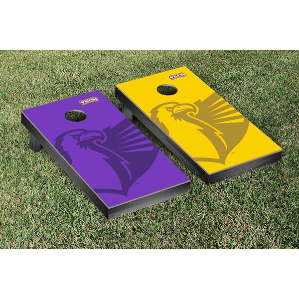 Watermark Version Cornhole Game Set by Victory Tailgate